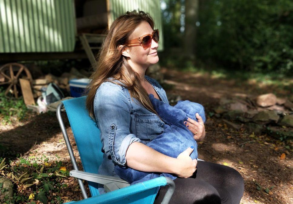 Le fauteuil d'allaitement, une vraie option pour allaiter
